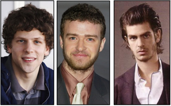 Cast The Social Network