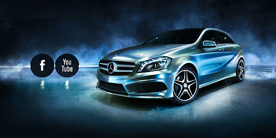 Case: Mercedes-Benz zet met succes een high-end merk in de social media