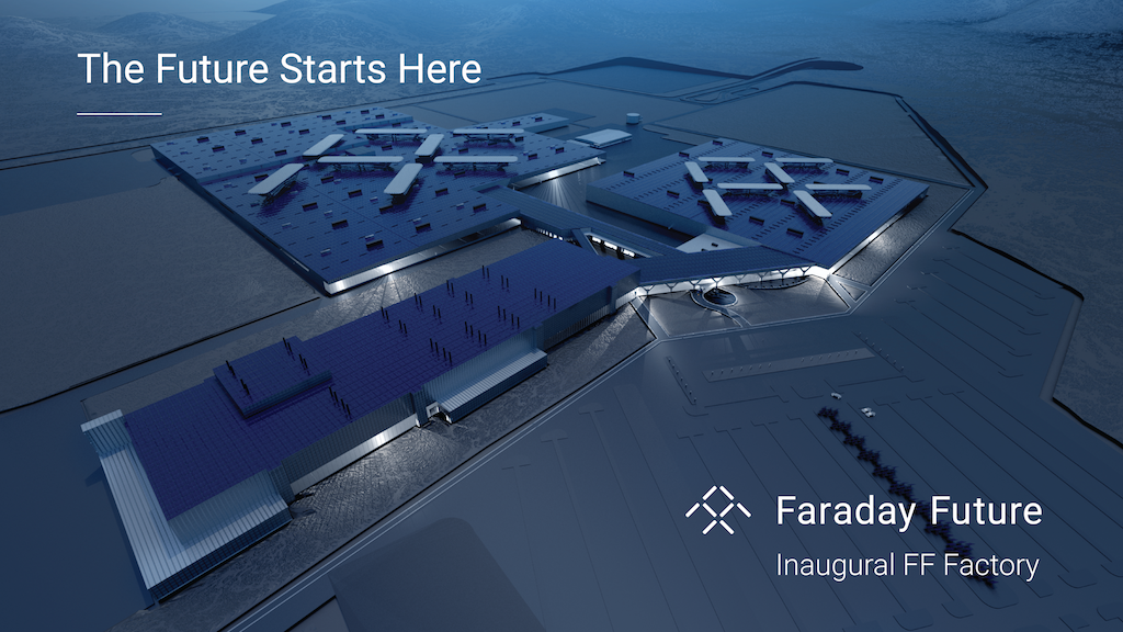 Faraday Future Plant